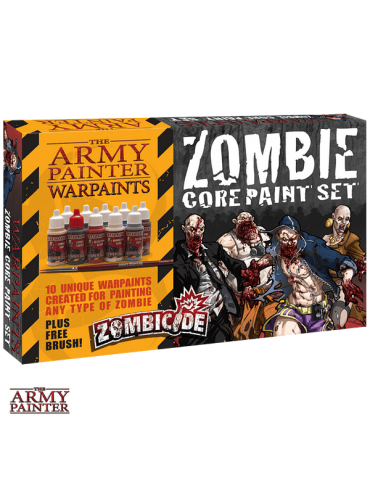 Warpaints Zombicide: Core Paint Set