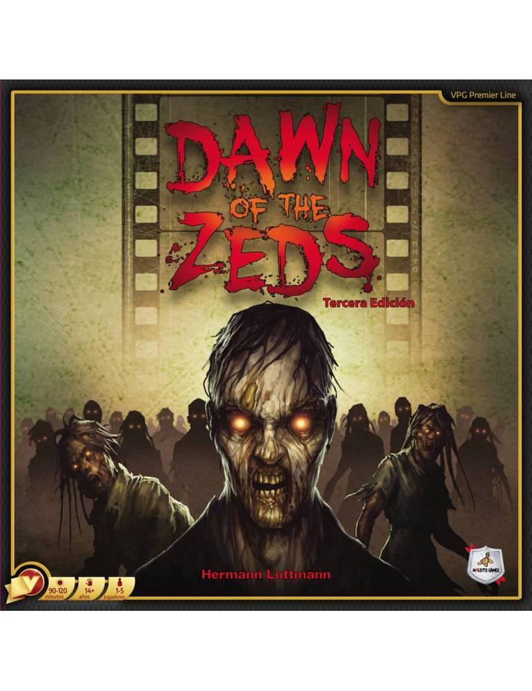 Dawn of the Zeds (Castellano)