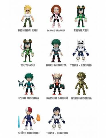 Minifigura My Hero Academia: Tsuyu Asui 8 cm