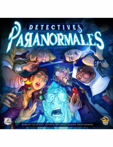 Detectives Paranormales (Castellano)