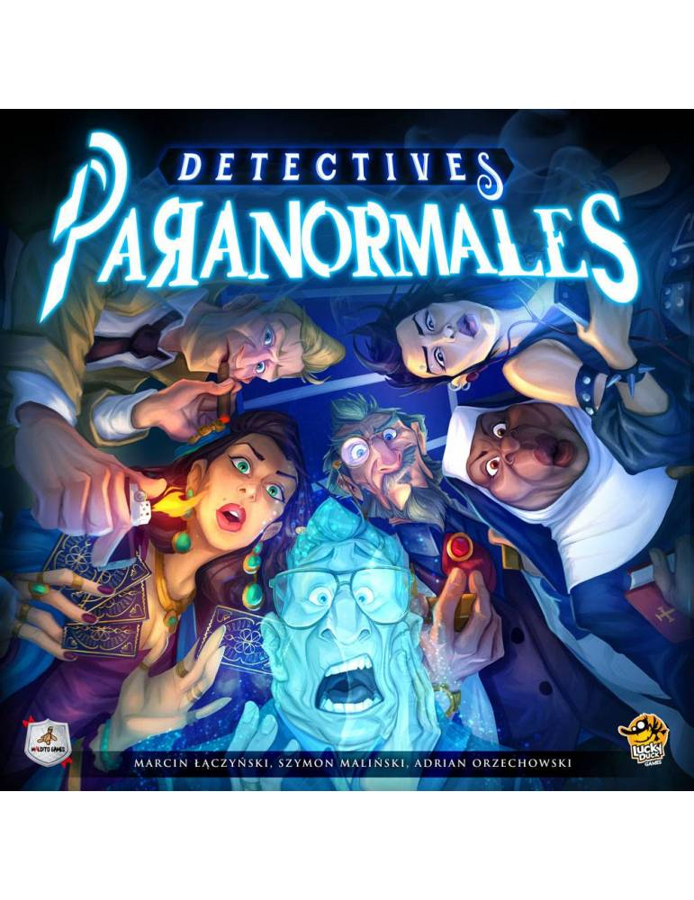 Detectives Paranormales (Castellano)