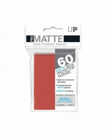 Fundas Ultra Pro: Matte Red...