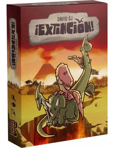 ¡Extinción!