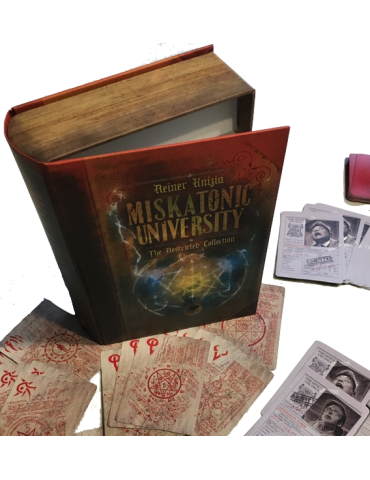 Miskatonic University: The...
