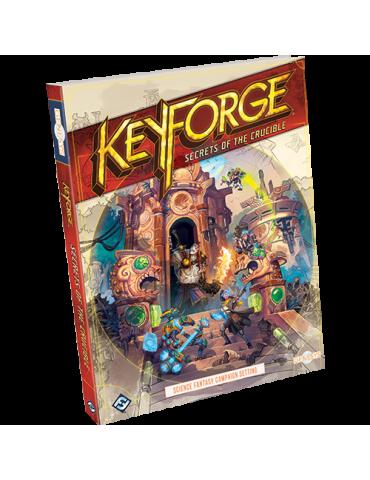 Genesys Keyforge: Secrets...