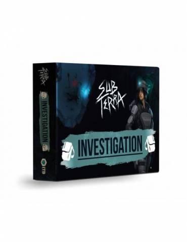 Sub Terra: Investigation...