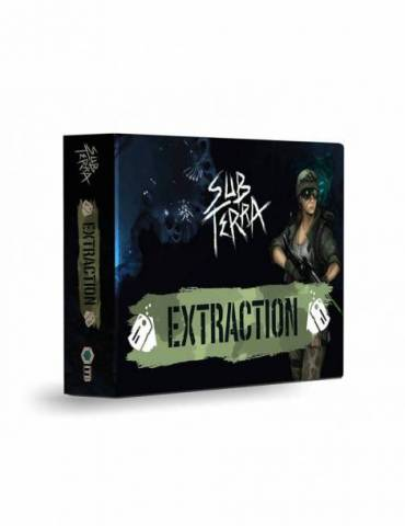 Sub Terra: Extraction (Inglés)
