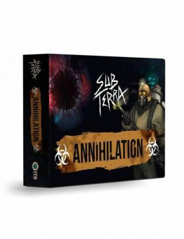 Sub Terra: Annihilation...