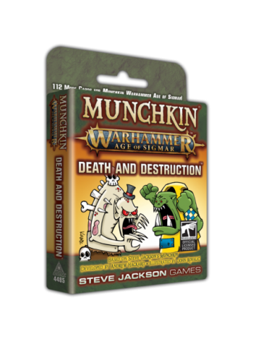 Munchkin Warhammer Age of...