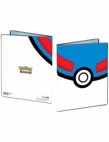 Portfolio 9-P Pokemon Great...