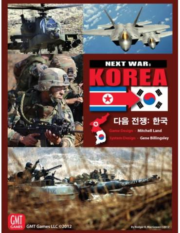 Next War: Korea