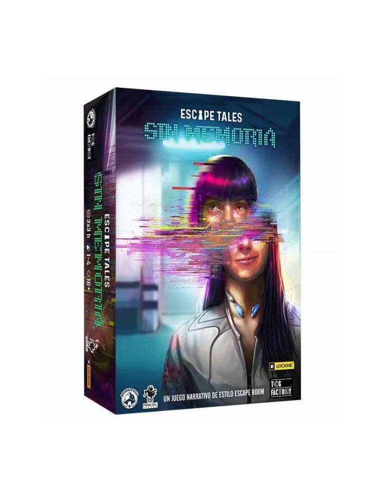 Escape Tales: Sin Memoria (Castellano)