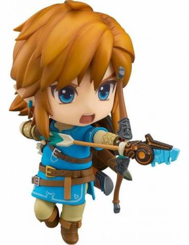 Figura Nendoroid The Legend of Zelda: Breath of the Wild: Link (Regular Version) 10 cm
