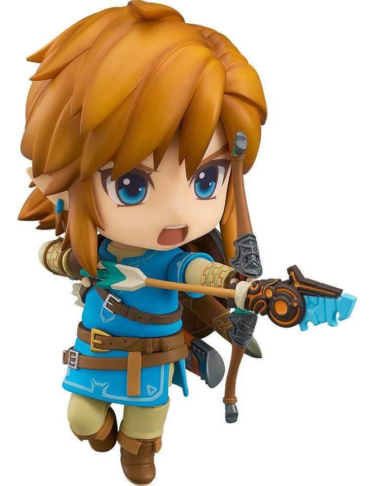 Figura Nendoroid The Legend of Zelda: Breath of the Wild: Link (Regular Version) 10 cm