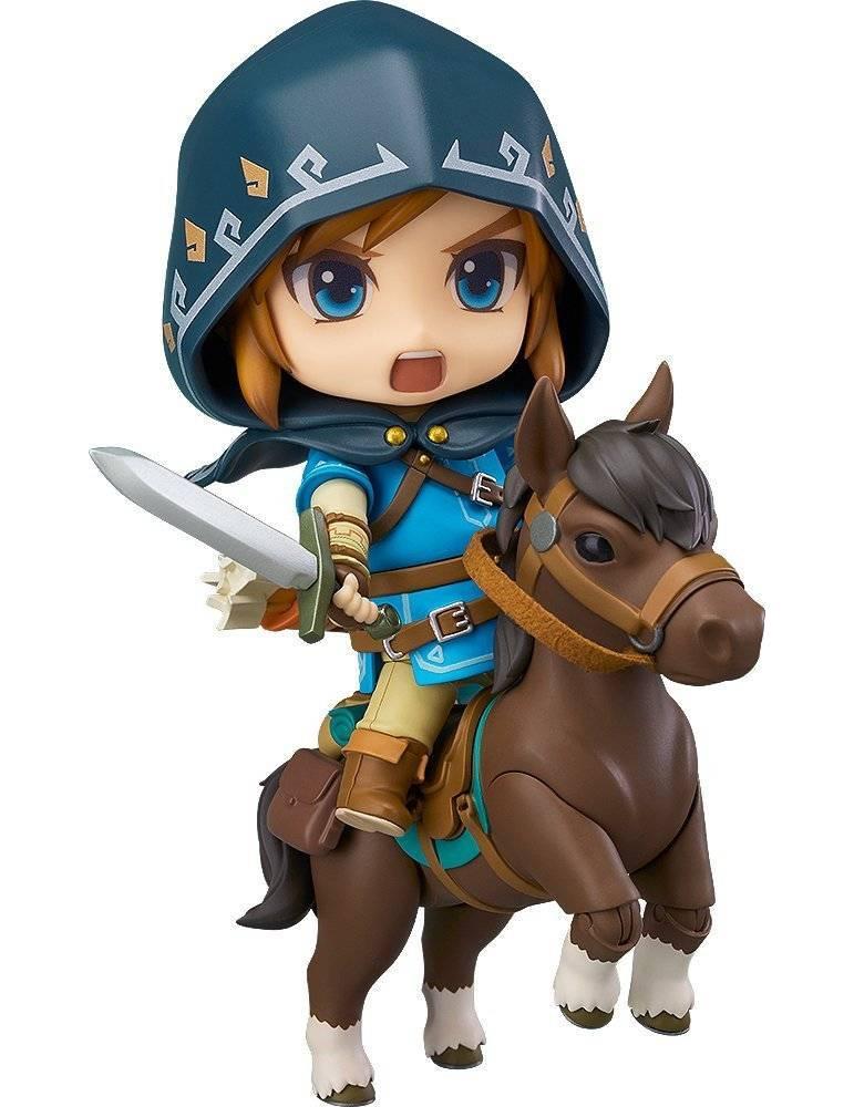 Figura Nendoroid The Legend of Zelda: Breath of the Wild: Link (Deluxe Version) 10 cm