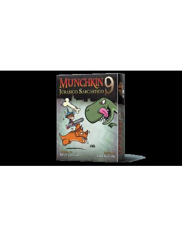 Munchkin 9: Jurásico...