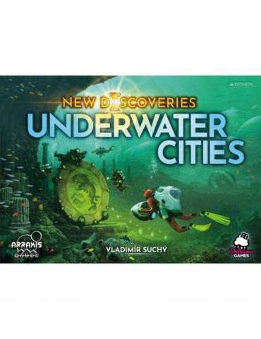 Underwater Cities: New Discoveries (Castellano)