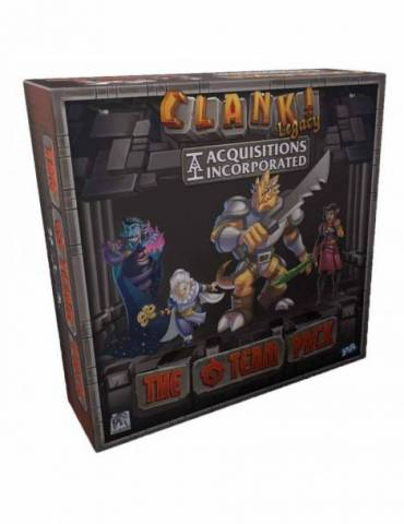 "Clank! Legacy: Acquisitions Incorporated - The ""C"" Team Pack (Inglés)"