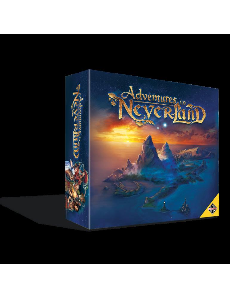 Aventuras en Nunca Jamás (Edición Retail)