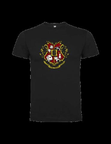 Camiseta Unisex: Escudo Juegos