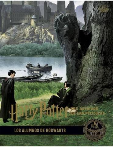 Harry Potter: Los Archivos de las Películas 4. Los Alumnos de Hogwarts