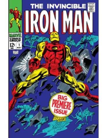 Iron Man 02: Por la Fuerza de las Armas (Marvel Gold)
