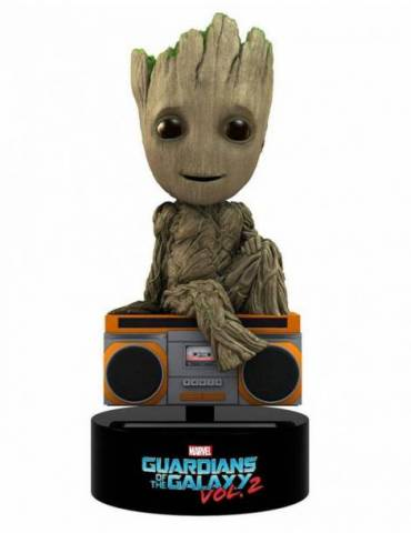 Figura Movible Body Knocker Guardianes de la Galaxia Vol. 2  Groot 15 cm