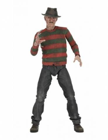 Figura Pesadilla en Elm Street 2 Ultimate Part 2 Freddy 18 cm