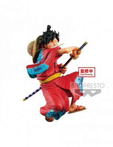 Figura One Piece Wanokuni...