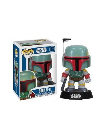 Figura POP Star Wars: Boba...