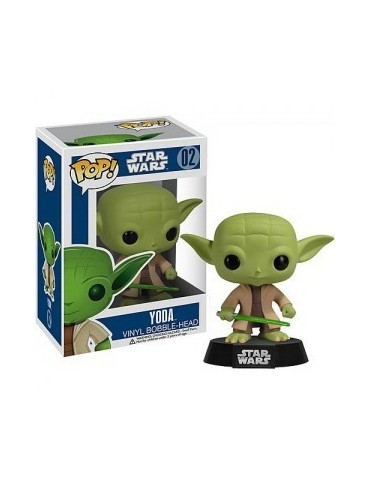 Figura POP Star Wars: Yoda...