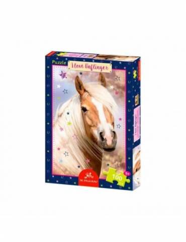 Puzle I love caballos