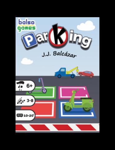Parking + Chapa promocional