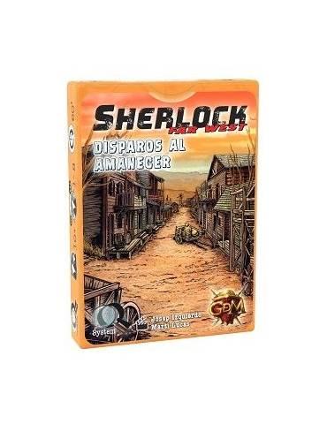 Sherlock Far West: Disparos...