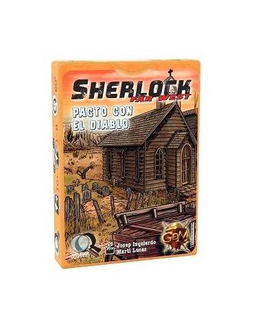 Sherlock Far West: Pacto...