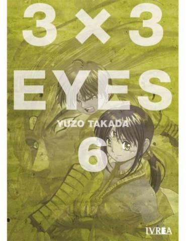 3 X 3 Eyes 06