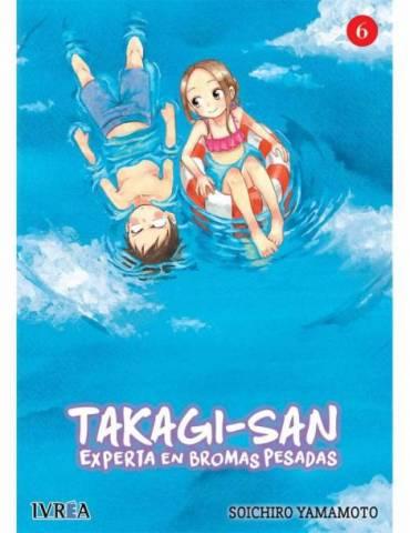Takagi-San Experta En Bromas Pesadas 06