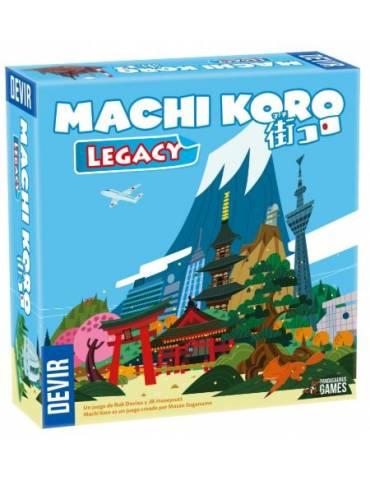 Machi Koro Legacy (Castellano)