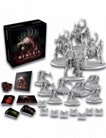 Nemesis (Edición Kickstarter): Intruder Pledge Upgrade Pack