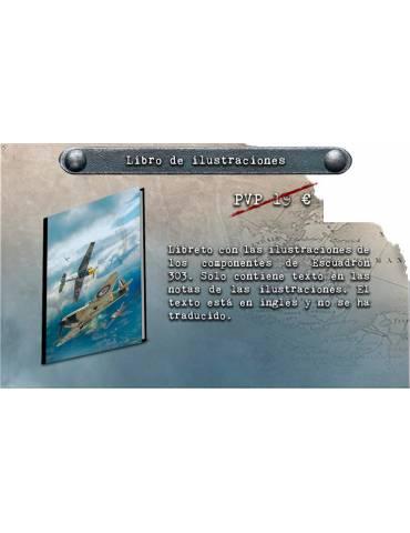 303 Squadron: Artbook (Inglés)