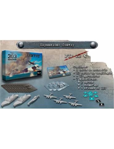 303 Squadron: Expansión Convoy