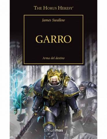 Garro (Herejía de Horus 42)