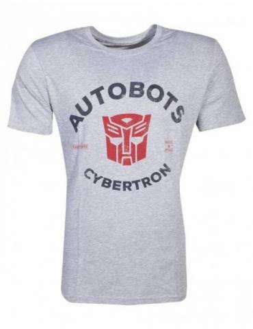 Camiseta Transformers:...