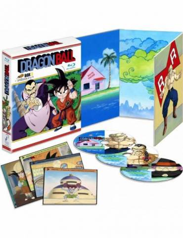Dragon Ball Box 3 (Blu-Ray)
