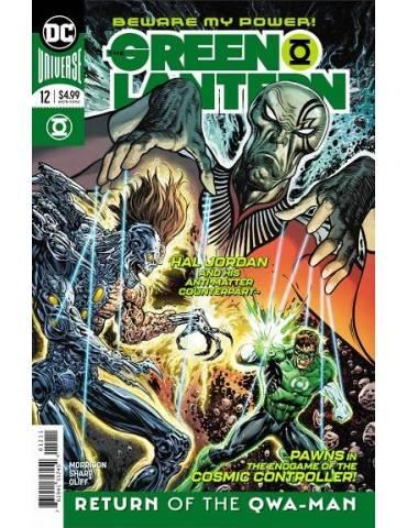 El Green Lantern núm. 94/ 12