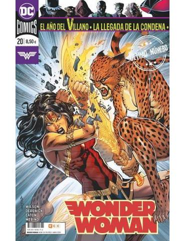 Wonder Woman núm. 34/20