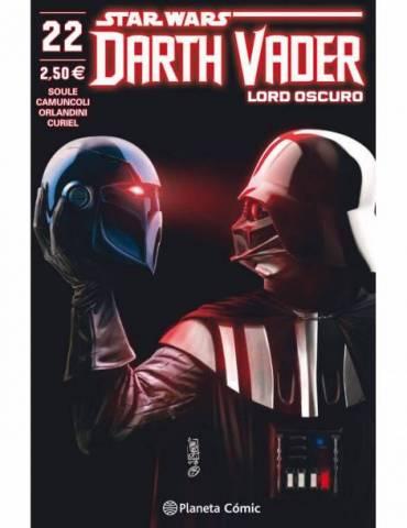 Star Wars Darth Vader Lord Oscuro Nº22/25