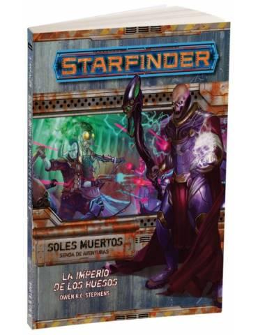 Starfinder: Soles Muertos 6...
