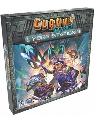 Clank! In! Space!: Cyber Station 11 (Inglés)