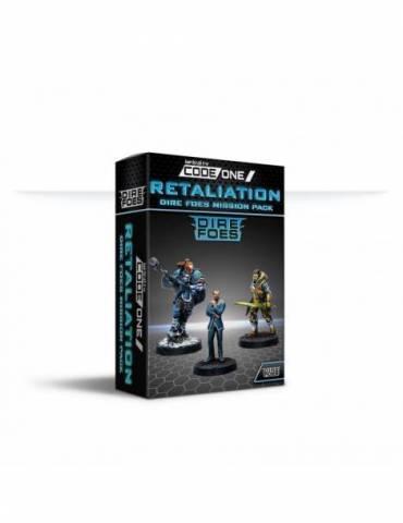Dire Foes Mission Pack Alpha: Retaliation Convention